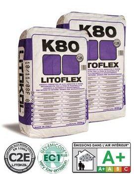 LITOFLEX K80 - цементный клей