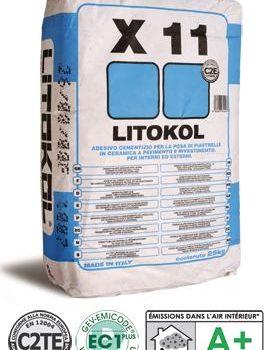 LITOKOL X11 - улучшенный цементный клей