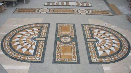 Мраморная мозаика в Киеве - заказать мозаику из мрамора, цена