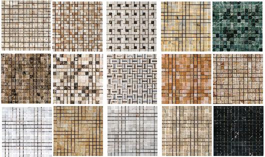 Мраморная мозаика – изысканное украшение для вашего дома