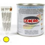 Полиэфирный клей GENERAL VERTICALE transparente 1L (медовый 1.7кг)