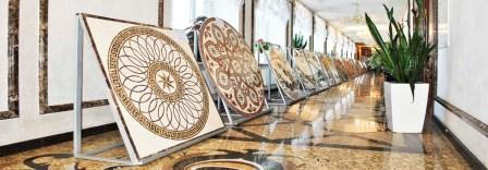 Мраморное панно из мрамора купить в Киеве