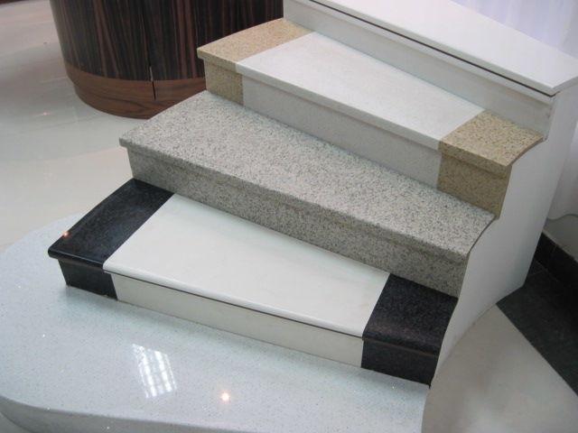 Сходи та драбини зі штучного каменю - купити сходи з кварциту