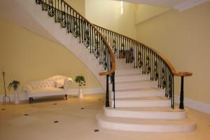Лестницы из мрамора №2