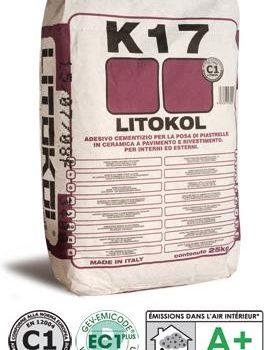 LITOKOL K17 - цементный клей