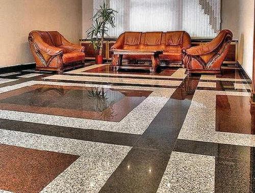 Гранітна підлога, ціна - виготовлення і монтаж підлоги з каменю