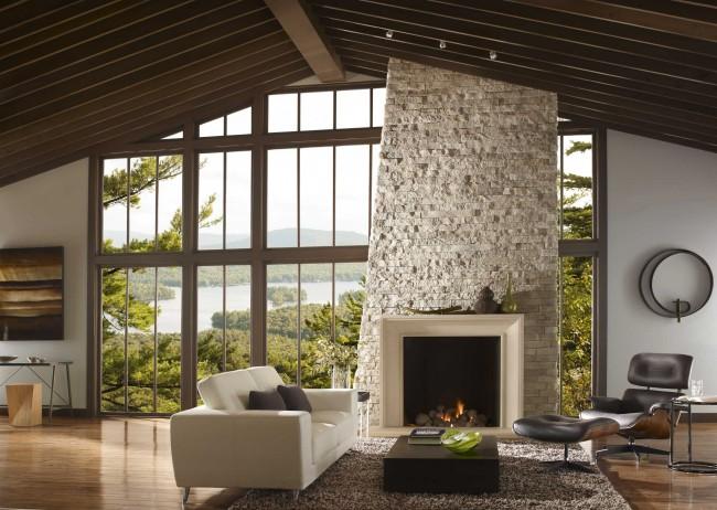 Кварцит в дизайне - где применить в интерьере дома, квартиры